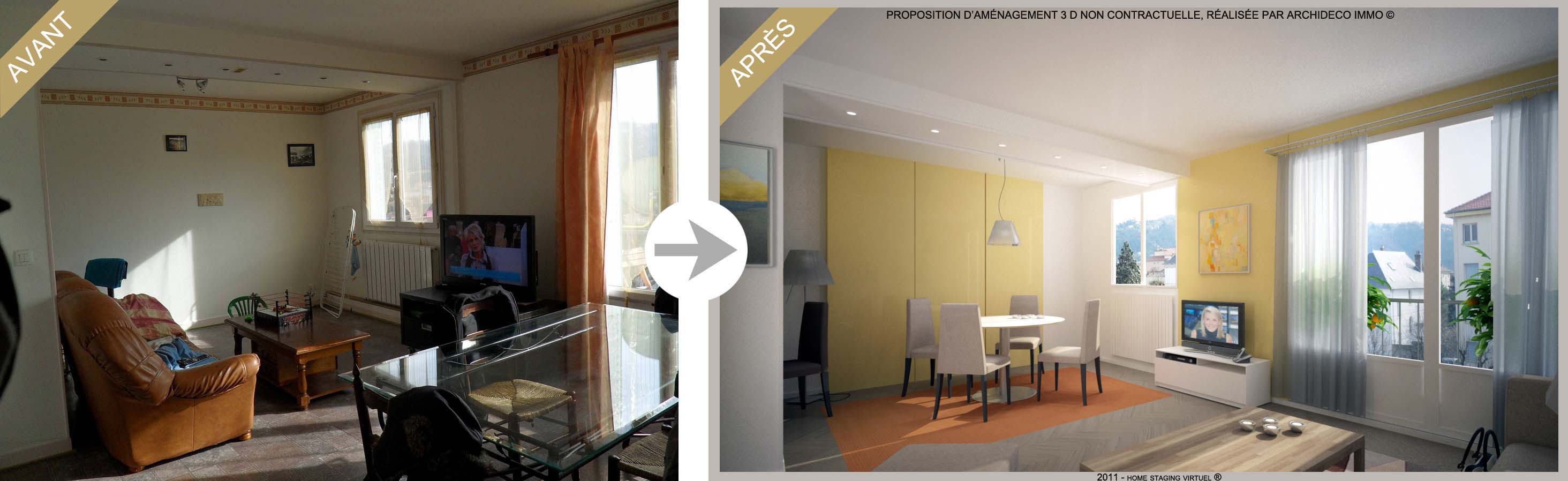 esempio intervento di home staging