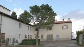 CERTALDO - TRILOCALE IN COLONICA