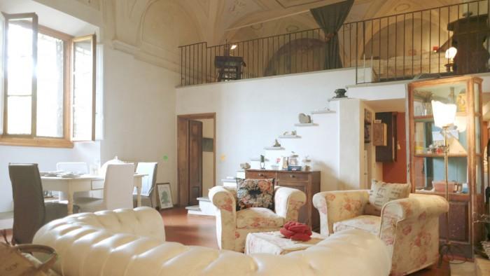 Appartamento loft in vendita a san casciano val di pesa for Case in vendita provincia firenze