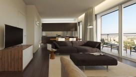 Appartamento Attico 5 vani in vendita Firenze Rifredi Classe A terrazzo panoramico